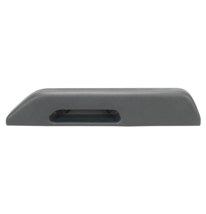 (1988-91)  Front Door Arm Rest-Exc. Silverado LH Dark Gray