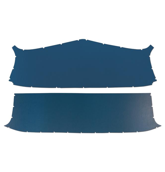 (1947-49 early)  Headliner - Blue