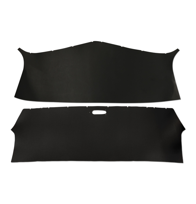 (1950-53) Headliner - Panel Truck - Black