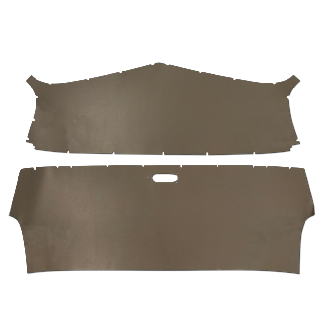 (1947-49)  Headliner - Panel Truck - Brown