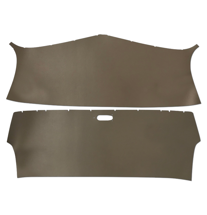 (1950-53)  Headliner - Panel Truck - Brown