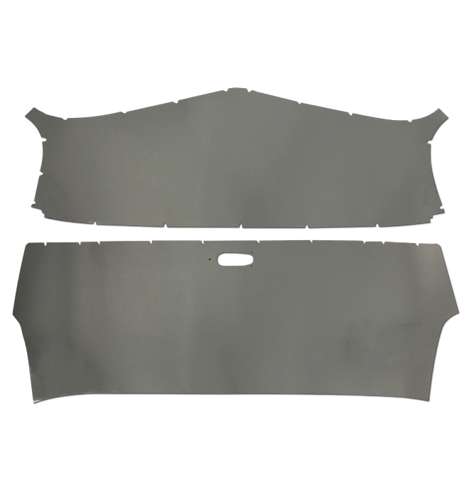 (1947-49) Headliner - Panel Truck - Gray