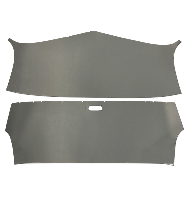 (1950-53) Headliner - Panel Truck - Gray