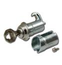 (1940-53)  Glove Box Lock & Key W/Retainer
