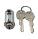 (1969-72)  Glove Box Lock & Original Key