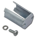 (1954-72)  Glove Box Lock Retainer Bracket