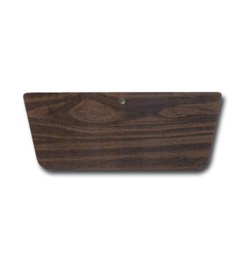 (1967-72)  Glove Box Door Woodgrain Decal-Standard