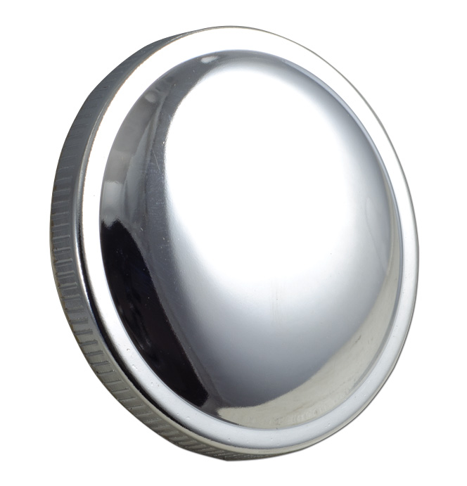 (1934-71)  Gas Cap - Chrome