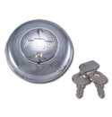 (1938-71)  Locking Gas Cap-Orig-Type-Bowtie