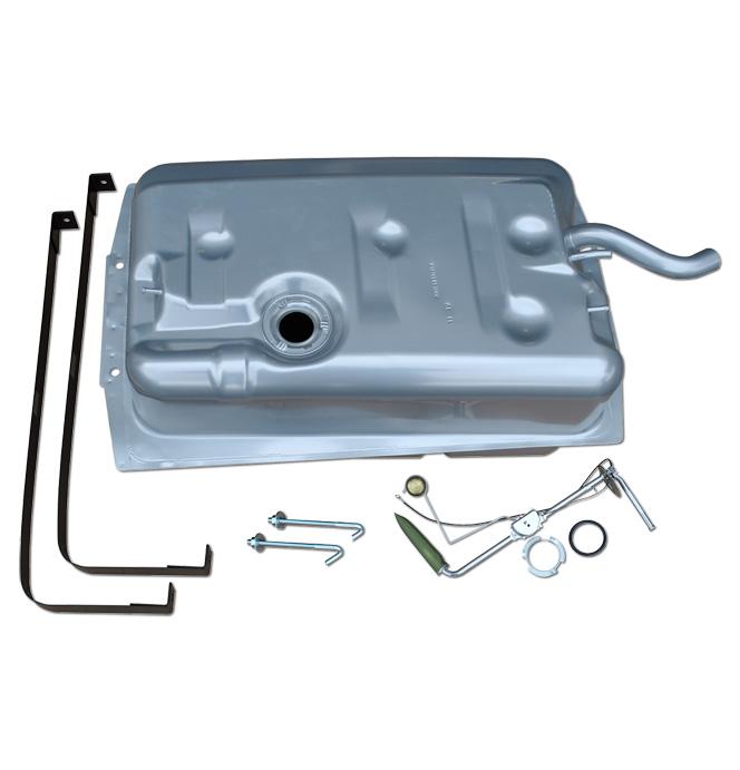(1969-72) *Gas Tank-Blazer Kit w/Original Neck-Steel