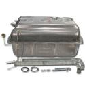 (1967-72) * Gas Tank - Blazer / Under Bed - Steel - Kit