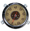 (1948-51)  Speedo-Rebuilt-GMC-80mph