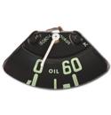 (1954) Oil Gauge - 0-60lbs
