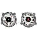 (1948-53) Euro Speedometer & Gauge Set