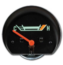 (1967-72)  Temperature Gauge
