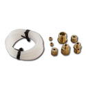 (1947-87)  Oil Pressure Gauge Line Kit-Plastic