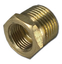 (1937-55)  Temperature Sender Reducer Bushing