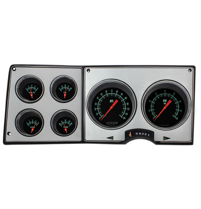 (1973-87) CT Classic Gauge Package
