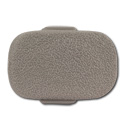 (1995-98)   Assist Handle Hole Cover-Oval-Gray