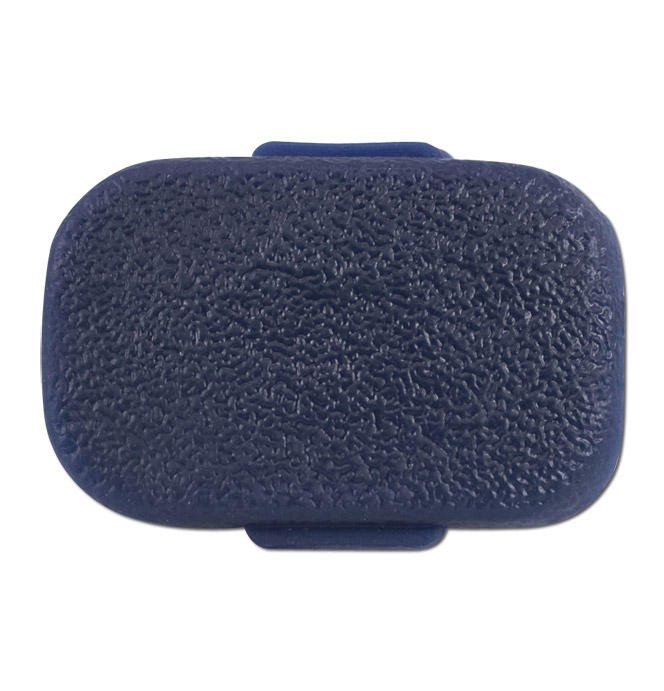 (1995-98)   Assist Handle Hole Cover - Oval - Blue