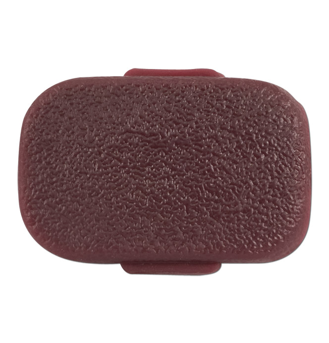 (1995-98)   Assist Handle Hole Cover-Oval-Red