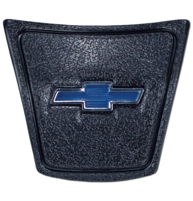 Horn Button Chevrolet Black Classic Chevy Truck Parts