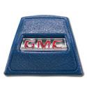 (1969-72)  Horn Button-GMC-Blue