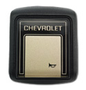 (1978-91)  Horn Button-Chevrolet-Custom