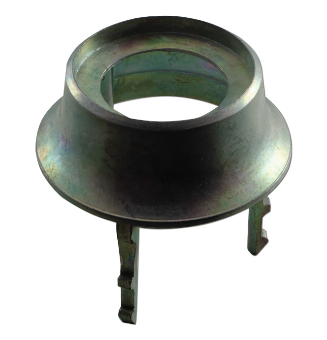 (1941-46)  Horn Button Metal Cup Retainer