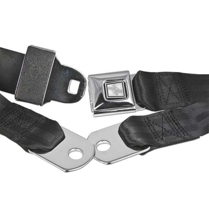 (1936-87) Lap Seat Belt - Push Button