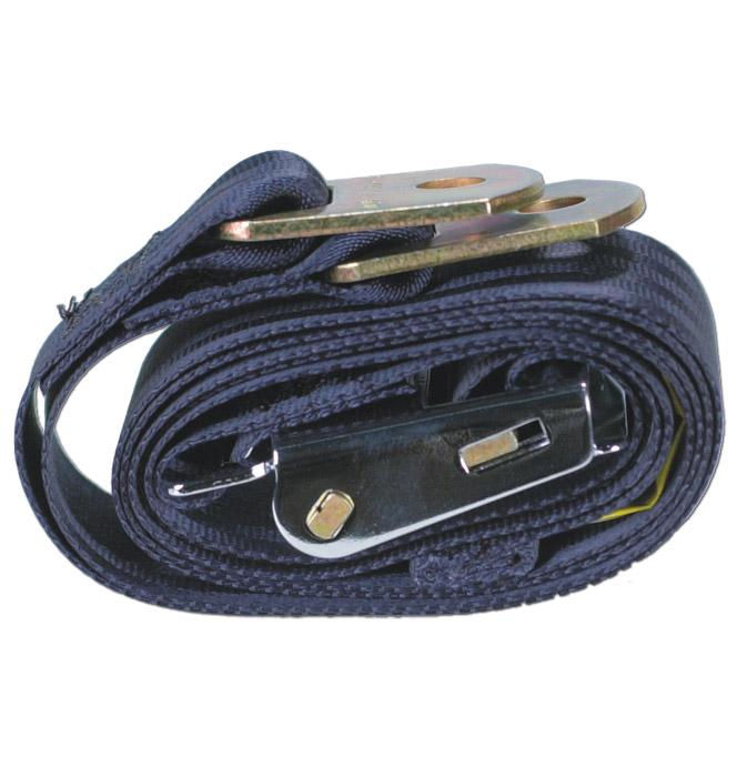 (1947-87)  Seat Belt - Dark Blue