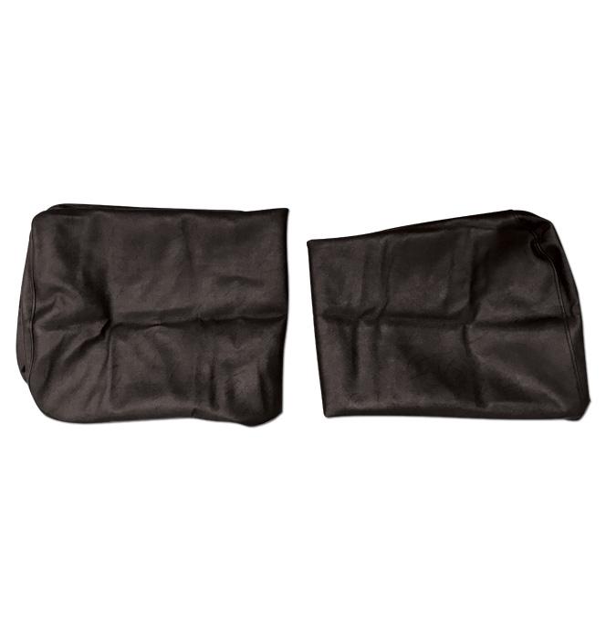 (1939-46)  Seat Cover Kit-Black