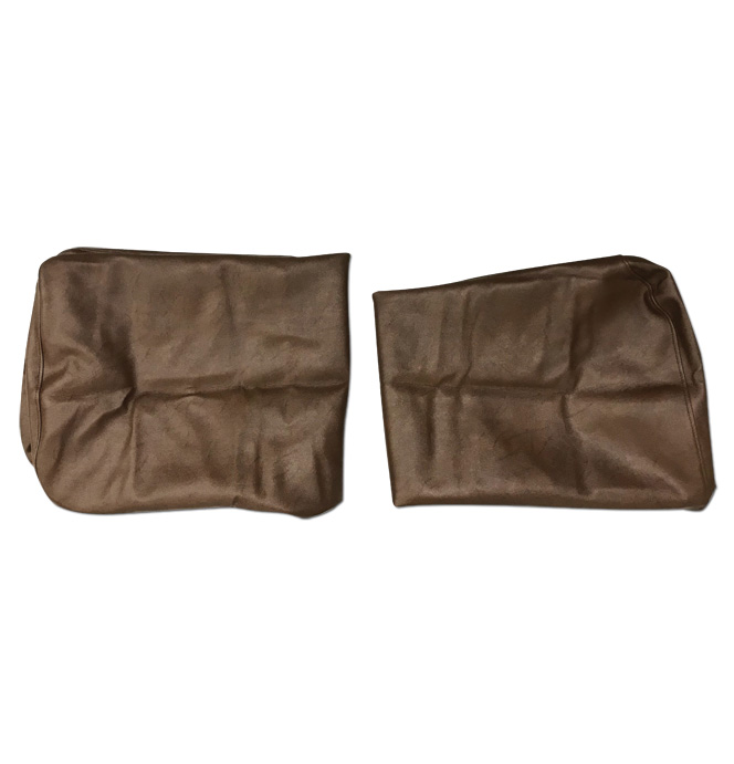 (1939-46)  Seat Cover Kit-Brown