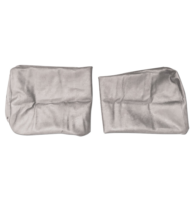 (1939-46)  Seat Cover Kit-Gray