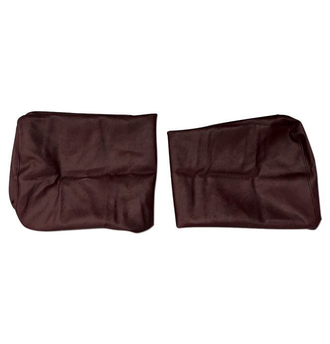 (1939-46)  Seat Cover Kit-Maroon