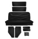 (1947-54) Complete Vinyl Interior Kit - Black