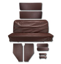 (1947-54) Complete Vinyl Interior Kit - Brown