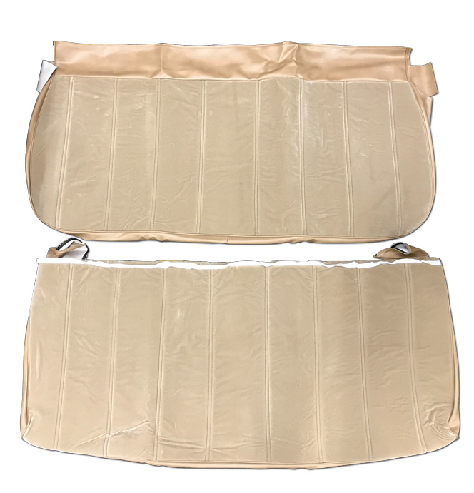 (1973-80)  Seat Cover Kit -Velour-Saddle-Front Bench Seat