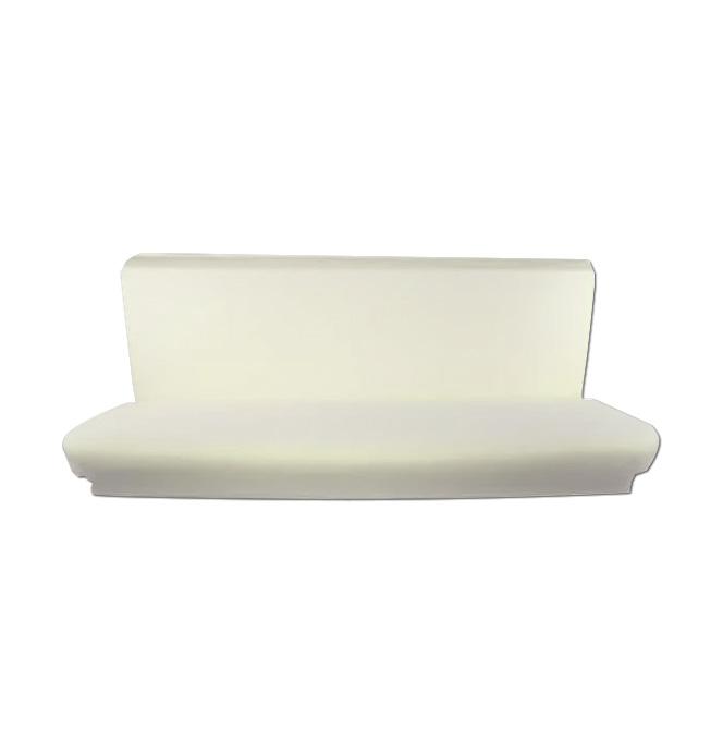 (1973-80)  *Seat Foam-Bench-No Holes