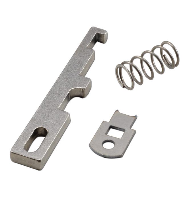(1967-72)  Seat Adjust Lock Bar Repair Kit RH