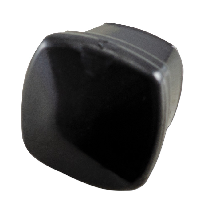 (1940-46)  Light Knob - Black