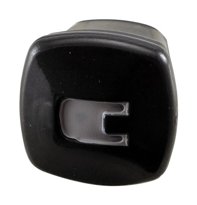 (1940-46)  Choke Knob - Black