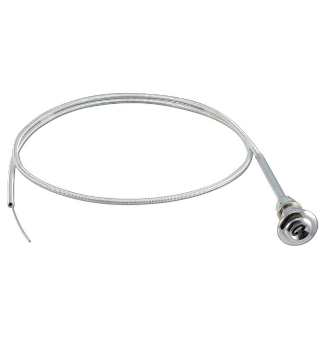 Choke Knob W Cable Chrome Americanclassic Com