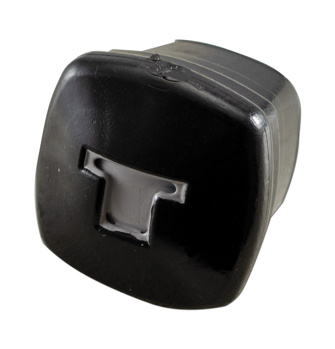 (1940-46)  Throttle Knob - Black
