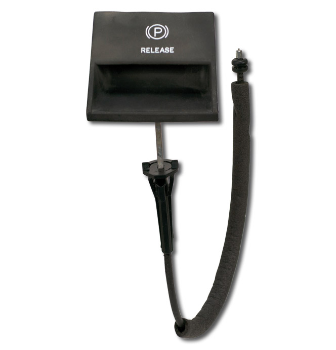 Parking Brake Release Cable W Handle Classic Chevy Truck Parts