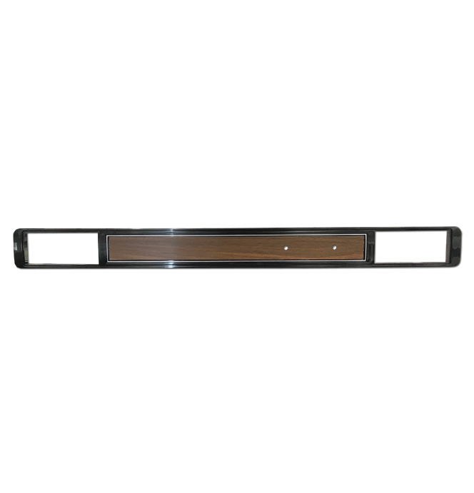 (1978-80)  Dash Panel Mldg-w/AC,W/Woodgrain