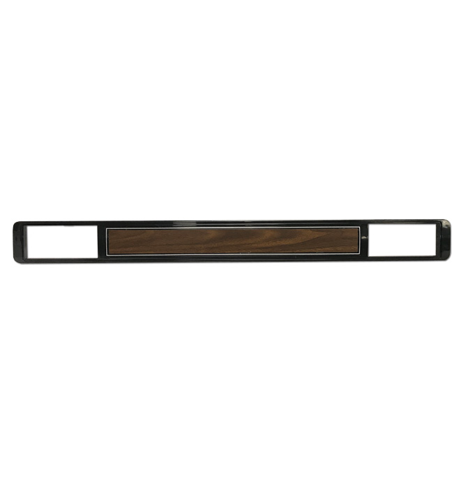 (1978-80)  Dash Panel Mldg-w/AC,W/Woodgrain W/O Holes