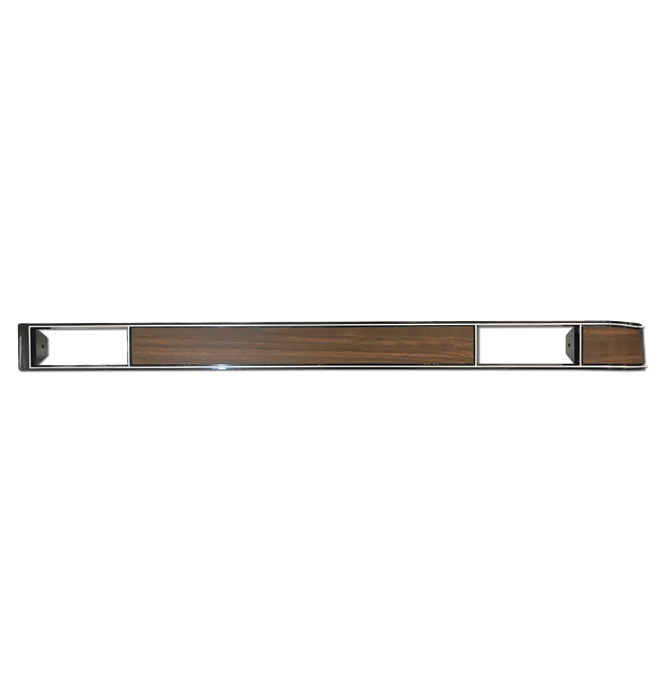 (1981-91) Dash Panel Mldg-w/AC,W/Woodgrain W/O Holes