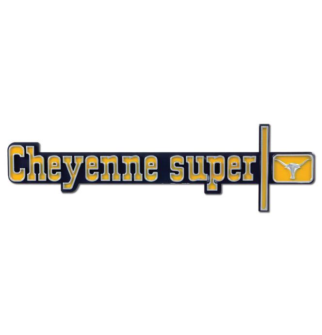 cheyenne emblem