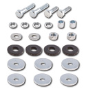 (1955-59) Steering Column Clamp to Dash Fastener Set